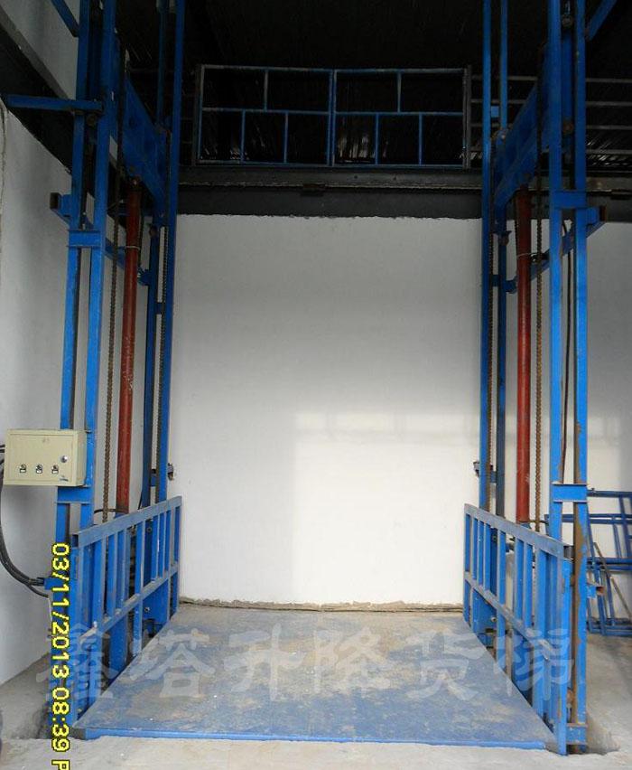二楼货梯电路图