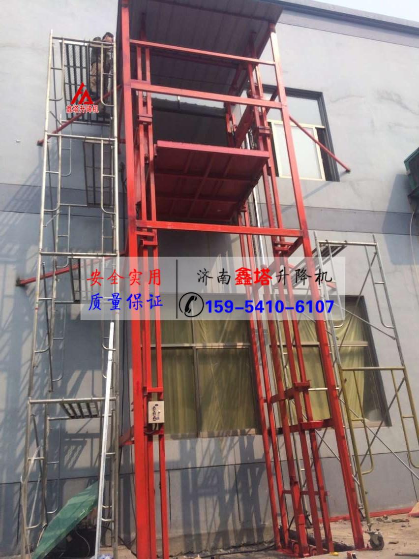 三层货梯电路图